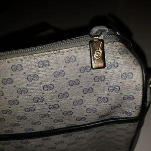 Gucci Bags - Gucci Vintage Coated Messenger bag 002 104 0222